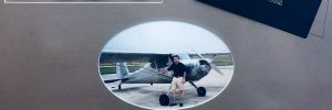Vince and his Cessna 140
